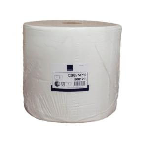 Industritorkrulle med hylsa 1l vit 1000