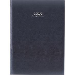 Företagarkalendern svart konstläder-1066