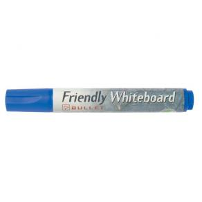 Whiteboardpenna FRIENDLY Blå, konisk, 10st