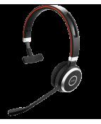 Headset Jabra Evolve 65 UC mono bluetooth