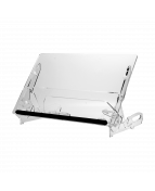GO Flex Document Holder, Medium, adjustable, transparent