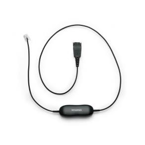 Headset Adapter Jabra, QD - Bordstelefon Universal
