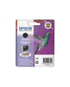 Epson T0801 - 7.4 ml - svart - original