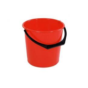 Skurhink Röd, plast, 10l