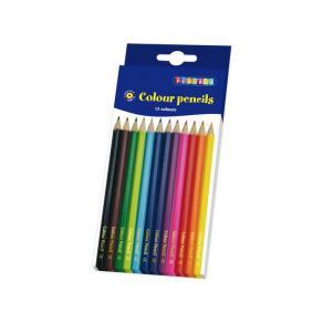 Färgpenna, 12 färger