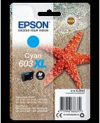 Bläckpatron EPSON T03U 603XL Cyan