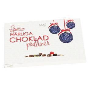Julchoklad Femtio Härliga Praliner 430 g