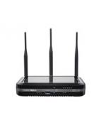 SonicWall SOHO Wireless-N - Säkerhetsfunktion - 5 portar - GigE