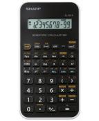 Teknisk räknare SHARP EL-501XBWH