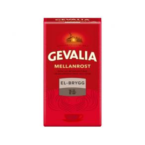 Kaffe GEVALIA El-brygg Mellanrost, 450g
