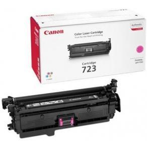 Canon 723 M - Magenta - original - tonerkassett