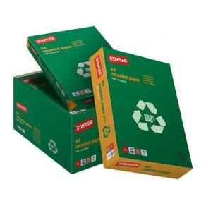 Kop.ppr STAPLES Recycled A4 80g oh (500