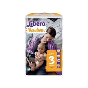 Blöja LIBERO New Born3 4-8kg 68/FP