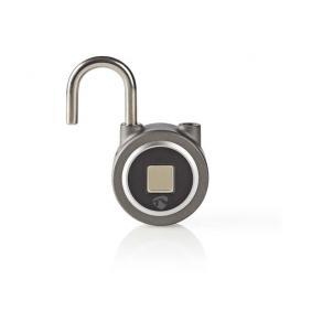 Hänglås NEDIS Bluetooth Fingeravtryck