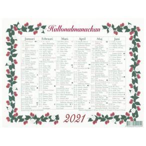 Lilla Hallonalmanackan - 5020