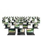Lenovo 300e Chromebook (2nd Gen) AST 82CE - Flipputformning - A4