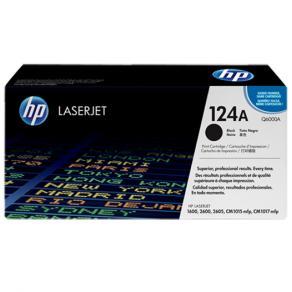 Toner HP Q6000A 124A Svart