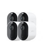 Arlo Pro 3 Wire-Free Security Camera System - Gateway +