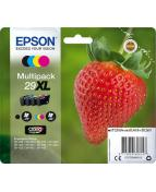 Epson 29XL Multipack - 4-pack - XL - svart,