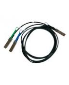 Mellanox LinkX - 200GBase direktkopplingskabel - QSFP28 till