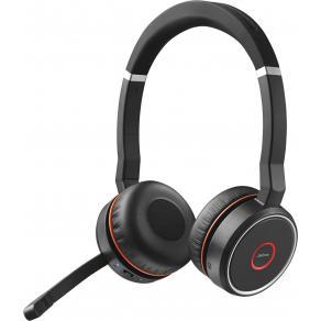 Headset JABRA Evolve 75 MS, Bluetooth