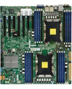 SUPERMICRO X11DPH-I - Moderkort - utökad ATX - Socket P - 2