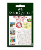 Häftmassa Faber-Castell Tack-it 50G  Vit