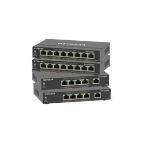 NETGEAR Plus GS305EP - Switch - smart - 5 x 10/100/1000 (4 PoE+)