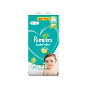 Blöja PAMPERS S5 11-16kg 112/FP