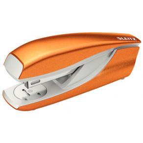 Häftapparat Leitz Wow 5502 Orange, klammerborttagare, 30ark