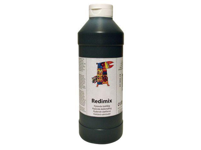 Redimix Svart, 500ml