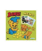 Spel Memo Bamse