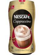 Kaffe Nescafé Cappuccino burk.