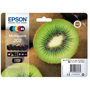 Bläckpatron EPSON T202 5-Färger 5/FP