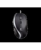 Logitech Mouse M500, Corded (black)