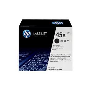 Toner HP Q5945A 45A Svart