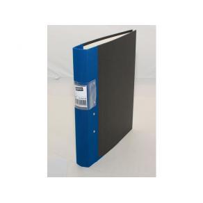 Gaffelpärm STAPLES A4 40mm blå