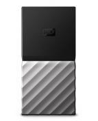Hårddisk SSD WD bärbar 256GB.