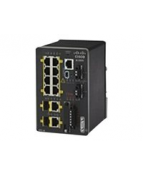 Cisco Industrial Ethernet 2000 Series - Switch - Administrerad