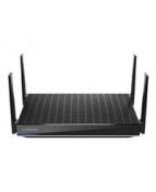 Linksys MAX-STREAM MR9600 - Trådlös router - 4-ports-switch