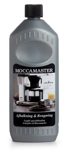 Avkalkalkningsmedel rengöring 1l f kaffebryggare