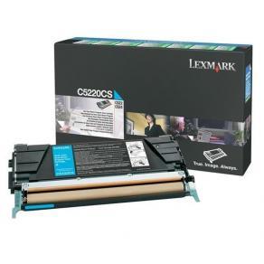 Lexmark - Cyan - original - tonerkassett LRP