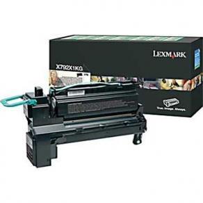 Lexmark - Extra lång livslängd - svart