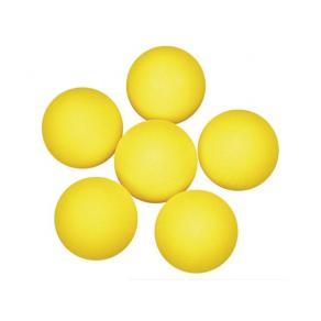 Softboll Tennisboll, 9cm, 6/fp