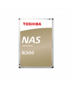 "Toshiba N300 NAS - Hårddisk - 12 TB - inbyggd - 3.5"" - SATA"