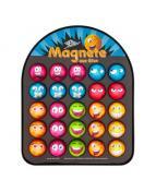 Magnet Emojis 35mm färgade