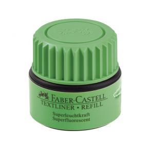 Refill Överstrykning FABER CASTELL Grön