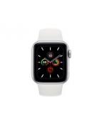 Apple Watch Series 5 (GPS + Cellular) - 40 mm - silveraluminium
