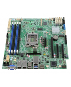 Intel Server Board S1200SPOR - Moderkort