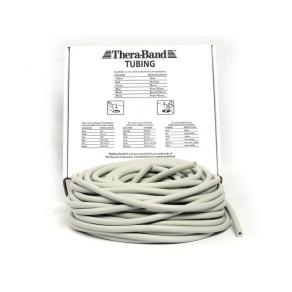 THERA-BAND TUBING silver 30,5m